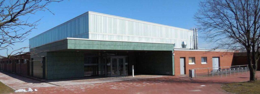 Sporthalle Berufsschule BBS IV Albrecht-Thaer-Schule